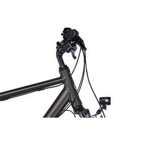 "Kalkhoff Voyager HS - Vélo de trekking - 28"" gris"